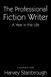 a year of Daily Journal entries including many topics of interest to aspiring professional writers